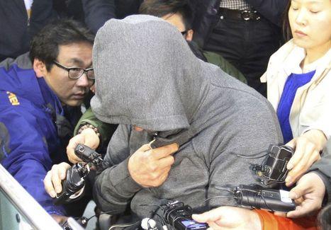 Capitão do ferry que naufragou na Coreia do Sul investigado por crime de negligência | Ásia | Scoop.it