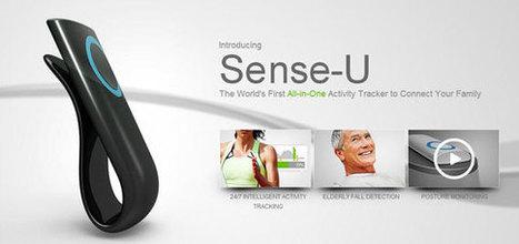 Sense-U, le trackeur pour toute la famille - News Domotiques by Domadoo | La Domotique et le Net | Scoop.it