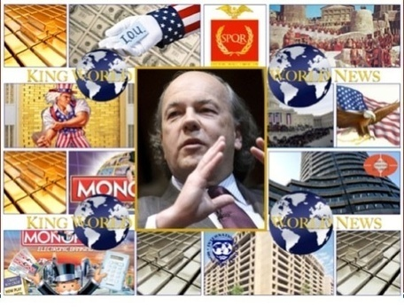 Jim Rickards   Gold and What Moves it.   Scoop.it