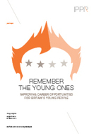 Remember the young ones: Improving career opportunities for Britain's young people | IPPR | Aqua-tnet | Scoop.it
