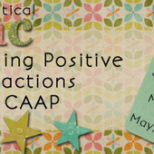 Strategy of the Month: Building Positive Interactions with CAAP | Communication and Autism | Scoop.it