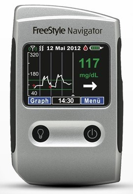FreeStyle Navigator II pricing in the UK | diabetes and more | Scoop.it