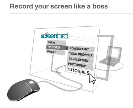 New Free Screencasting Tool Does A/V Computer Screen Recording, YouTube AutoUpload and MP4 Download: Screenbird Is Here | The *Official AndreasCY* Daily Magazine | Scoop.it