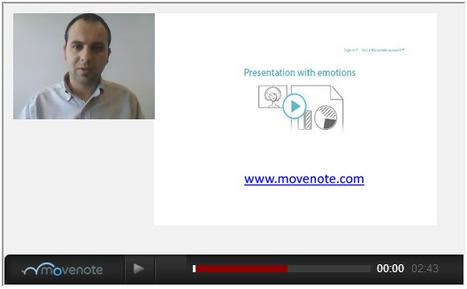 Graba tus clases con Movenote | Asuntos pendientes | Scoop.it