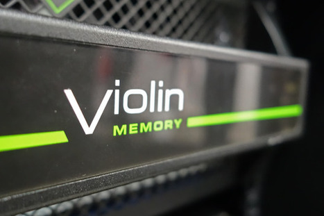 Violin, still pushing flash speeds, looks to the cloud | Cloud Central | Scoop.it