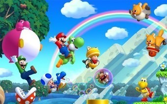 Nintendo Says Innovation Is Important For New Super Mario Bros ... | History of Nintendo Consoles | Scoop.it
