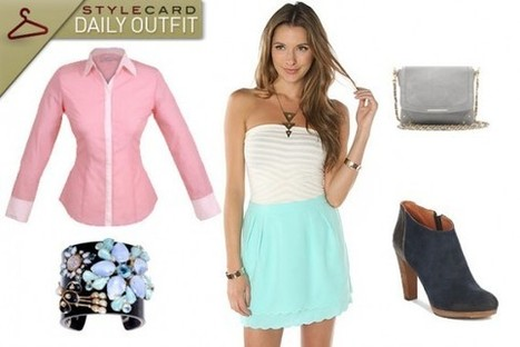 Daily Outfit: Ice Cream Queen | StyleCard Fashion Portal | StyleCard Fashion | Scoop.it