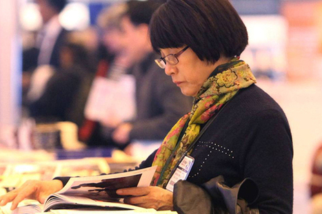 Mercados emergentes en la Feria del Libro de Londres: 3. China | Noticias y comentarios de actualidad sobre el libro electrónico. Documenta 46 | Scoop.it