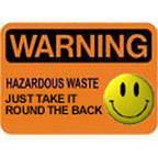 Wal-Mart fined over hazardous waste | Walmart - MNC case study | Scoop.it