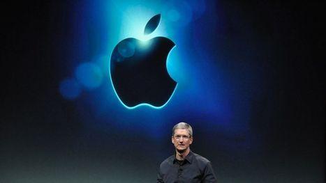 La keynote d'Apple en direct sur Le Point.fr | M2M Ecosystem | Scoop.it