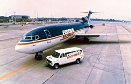 Shipshape: Tracking 40 Years of FedEx Tech - Wired | Global Logistics Trends and News | Scoop.it