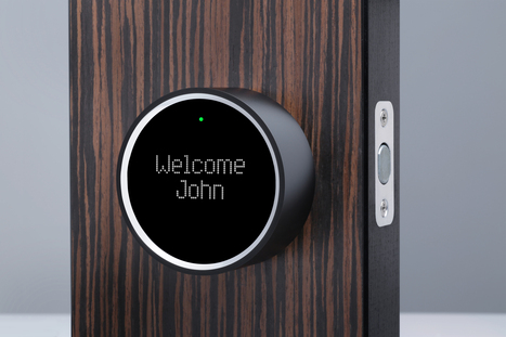 5 Smart Locks to Streamline Your Home Security | Residential Spaces | Scoop.it