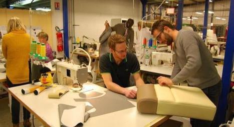Le cuir aura son académie d'excellence dans le Compiégnois | Emploi - Compétences - RH | Scoop.it