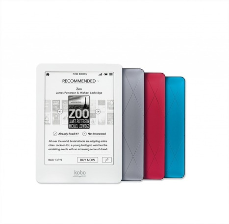 Kobo Unveils New E-Readers, Glo and Mini, and Arc Tablet | Digital Book World | Young Adult and Children's Stories | Scoop.it