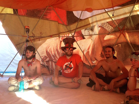 """The """"Worthless Currency Exchange"""" at Burning Man's Camp Bitcoin - Re/code 