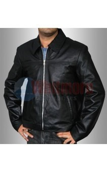 Daniel Craig Movie Layer Cake Black Leather Jacket | Have a gorgeious look Leather Jackets | Scoop.it
