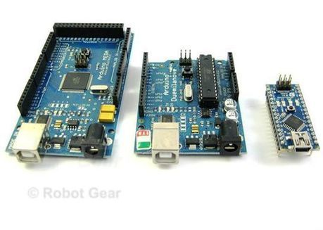 Introduction to Arduino | tecno4 | Scoop.it