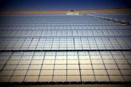 Dubai starts work on Middle East's largest rooftop solar project   dubai logistics   Scoop.it