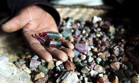 'Conflict free' minerals from the DRC will only be possible if companies stay | Geography @ Stretford | Scoop.it
