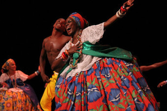 Dancers embody Bahia region - Albuquerque Journal (subscription) | Capoeira | Scoop.it