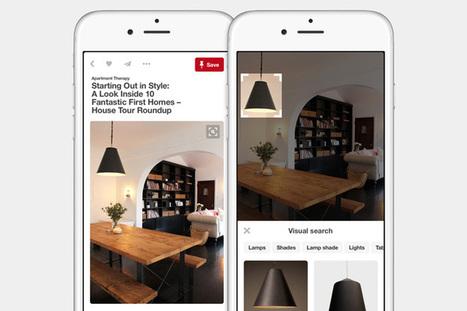 Pinterest c'est 2 milliards de recherches mensuelles ! | Social Media Curation par Mon Habitat Web | Scoop.it