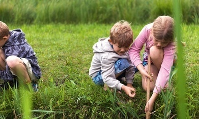 Kids' activities and the great outdoors: share your photos - The Guardian   Learning Outdoors   Scoop.it