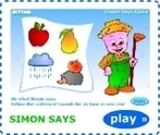 Sport Simon Says Game for ESL Kids | SPORTS AND HOBBIES GAMES | Scoop.it