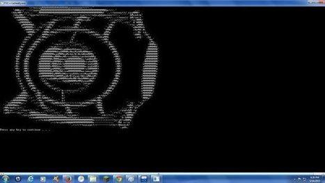 C++  portal art | ASCII Art | Scoop.it