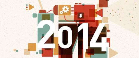 Rétrospective 2014 : les temps forts d'HighCo !   Smart Talk   Scoop.it