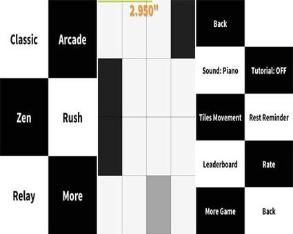 Comment mieux jouer à piano tiles sur Facebook? | Astuces sur Facebbook | Scoop.it