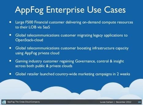 AppFog Private PaaS Webinar Recap | Scala & Cloud Playing | Scoop.it
