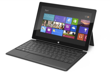 Microsoft's Surface Pro Tablet Changes the Game | Microsoft | Scoop.it