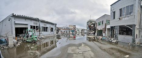 [Photo] Dommages à TOHOKU | marekokon | Japon : séisme, tsunami & conséquences | Scoop.it