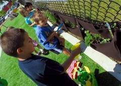 Edible education: Collaboration helps kids grow - Fond du Lac Reporter | School Kitchen Gardens | Scoop.it