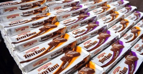 Americans love the Tim Tam | Daily News Reads | Scoop.it