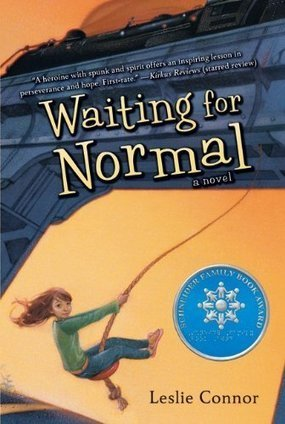 Waiting for Normal | Teenreads | Spring 2013 New books | Scoop.it