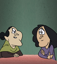 """StoryCorps Animated Short: """"The Icing on the Cake"""" 