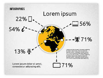 Global Communication Infographics | PowerPoint Presentations and Templates | Scoop.it