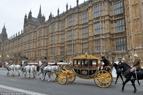 The Queen's new palace on wheels is a mobile museum | Tips & Ideas | Scoop.it