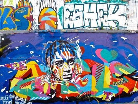 Interview de Jo Di Bona | Interviews graffiti et Hip-Hop | Scoop.it
