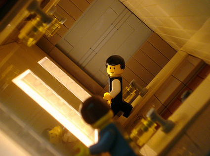 Arthur, the point man.   Lego is not a game... not only   Scoop.it
