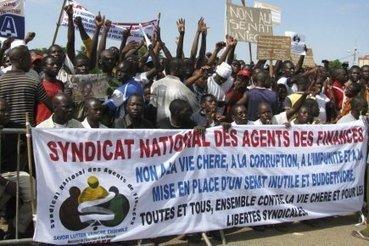 Burkina: manifestation contre le pouvoir et la ... | SELECTION | Scoop.it