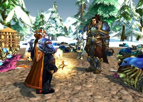 Why We Should Take Virtual Worlds Seriously | Education Technology | Scoop.it