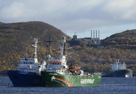 Court orders Russia to pay compensation for Greenpeace ship seizure | News, analysis and forecasts, Business news, business trends, money and financial opportunities, business opportunities, other business information | Scoop.it