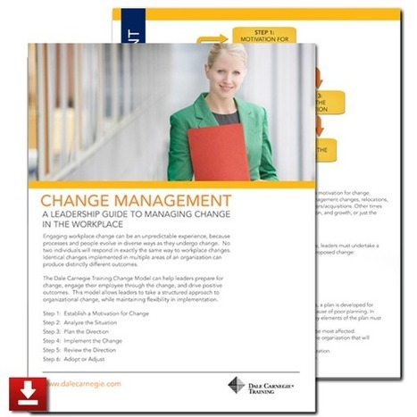 Change Management: A Leadership Guide to Managing Change in the Workplace | Instructional Design repertoire | Scoop.it