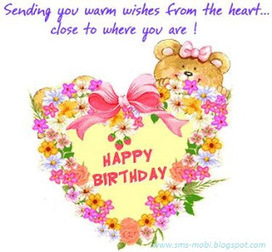 SMS Messages: Birthday Wishes sms In English | Best friend Wishes | Scoop.it
