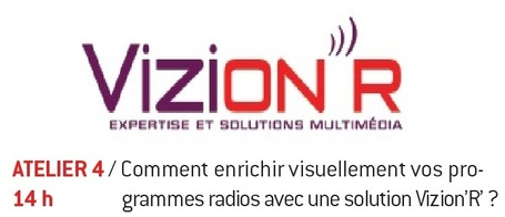 Workshop VizionR  @ Radio 2.0 Paris (18 Oct / Ina) | Radio 2.0 (Fr & En) | Scoop.it