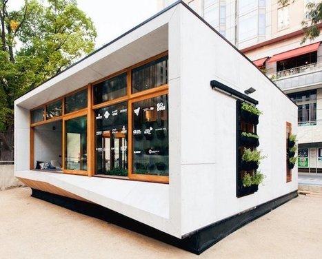 En Australie, voici la 1ere maison préfabriquée qui produit plus d'énergie qu'elle n'en consomme ! | Scoop it ! | Scoop.it