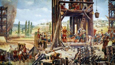 Laguerra de las Galias: La contienda que encumbró a César | Mundo Clásico | Scoop.it