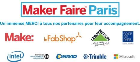 Invitation à Maker Faire Paris 2015   Fab-Lab   Scoop.it
